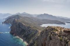 La penisola di Capu Rossu
