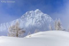 Il monte Torena m 2911 in val Belviso
