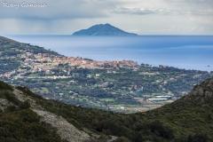 Isola d'Elba, Capoliveri e l'isola di Montecristo