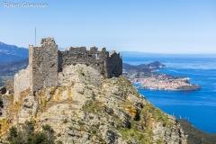 Il Castello del Volterraio e Portoferraio all'isola d'Elba
