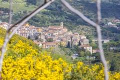 Il nucleo di Rio nell'Elba all'isola d'Elba