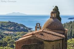 Isola d'Elba, Santuario della Madonna del Monserrato