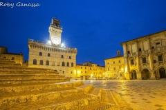 Il Palazzo comunale di Montepulciano