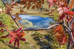 Laghi Porcile in autunno