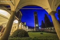 La Collegiata di San Lorenzo a Chiavenna