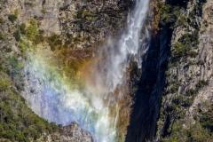 La cascata della Pisarota a Samolaco