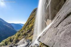 Valle del Ferro, la cascata del Ferro