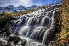 Cascatella in valle della Merdarola